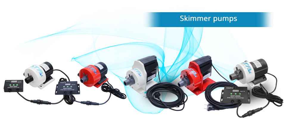Skimmer pumps EN