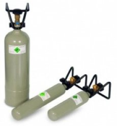 CO2 bottle for Ca reactors 2 kg